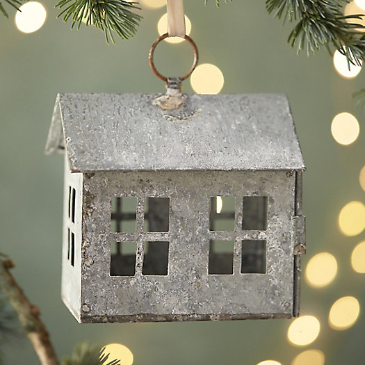 View larger image of Concordville Zinc Farm House Ornament
