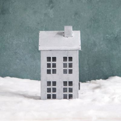 Zinc Half House