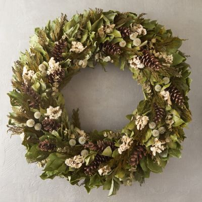 Winter Forest Wreath