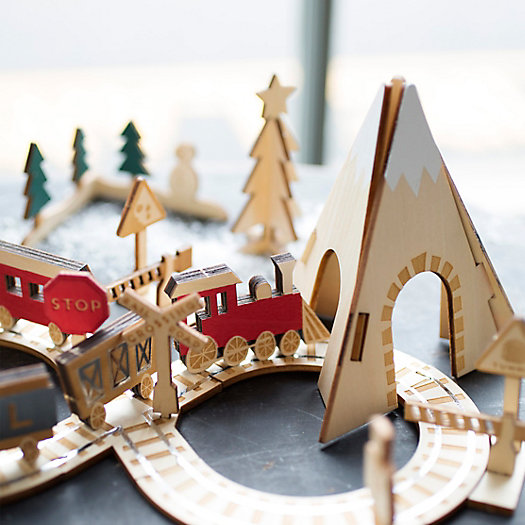 View larger image of Birch Railway Advent Calendar