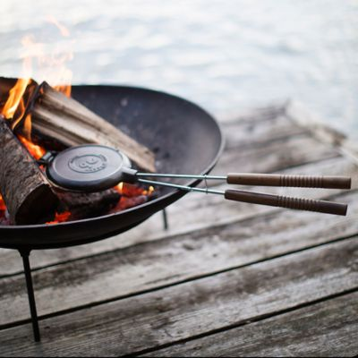 Fireside Waffle Iron