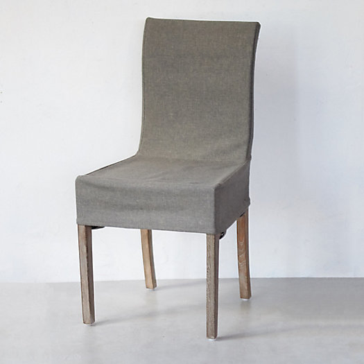 View larger image of Noni Dining Chair Slipcover