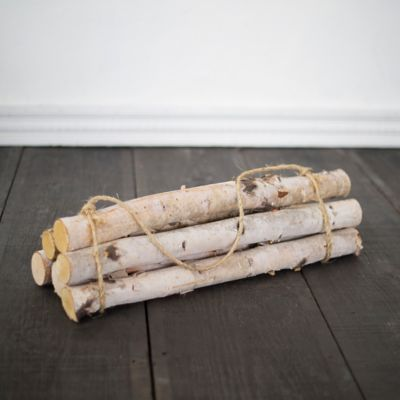 Birch Log Bundle, Large