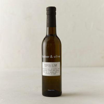 Mushroom & Sage Olive Oil