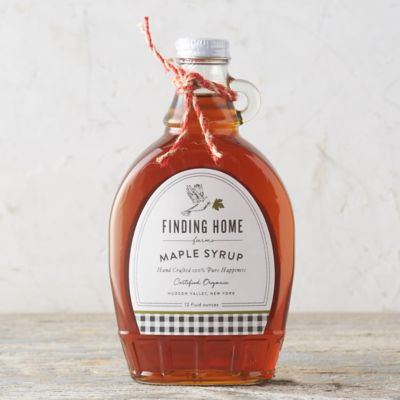 Finding Home Maple Syrup, 12 oz.
