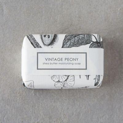 Vintage Peony Soap
