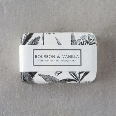 Bourbon & Vanilla Soap
