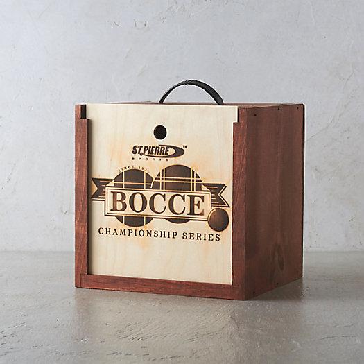View larger image of Backyard Bocce Set