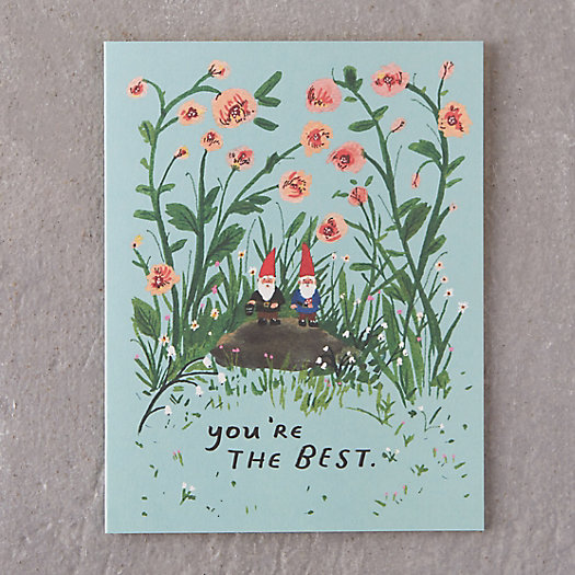 View larger image of You're the Best Card