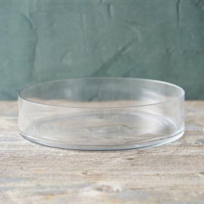 Low Bulb Dish