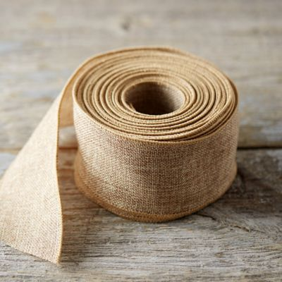 Golden Jute Ribbon
