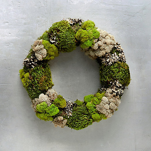 View larger image of Mixed Moss Wreath