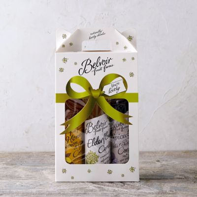 Belvoir Cordial Gift Set