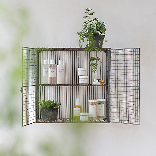 View larger image of Iron Wire Rack, Square
