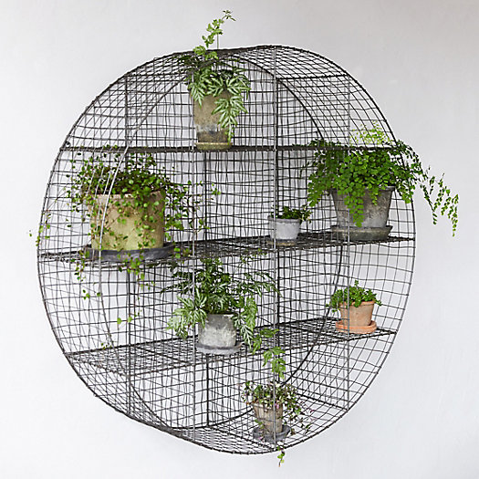 View larger image of Iron Wire Rack, Round