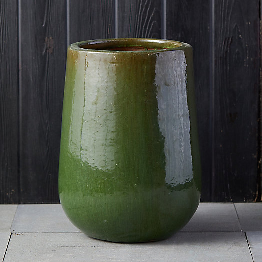 View larger image of Stoneware Drop Pot, Tall