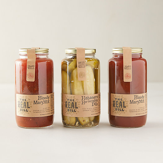 View larger image of Real Dill Bloody Mary Gift Set