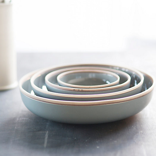 View larger image of Raw Edge Porcelain Bowl