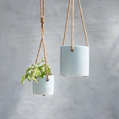 Hanging Earthenware Pot