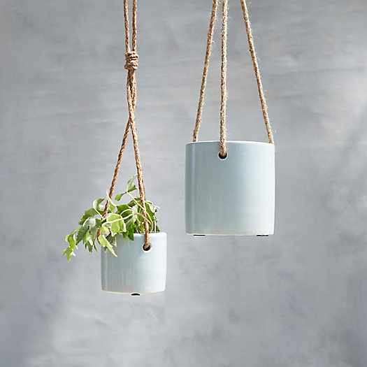 View larger image of Hanging Earthenware Pot