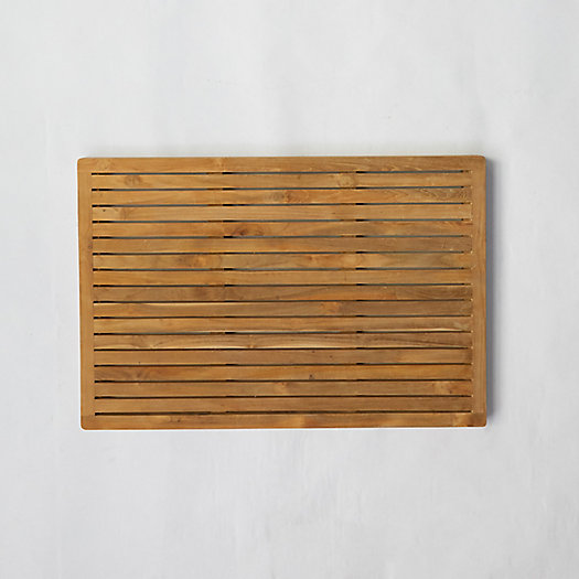 View larger image of Slatted Teak Doormat
