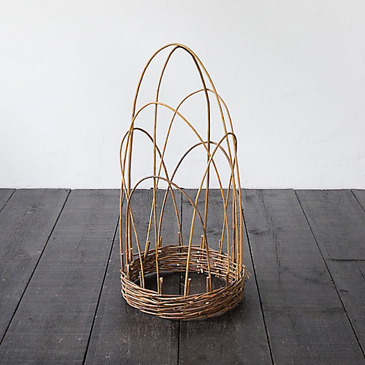 View larger image of Woven Willow Cloche