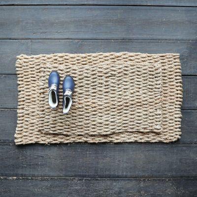 Jute Rope Doormat