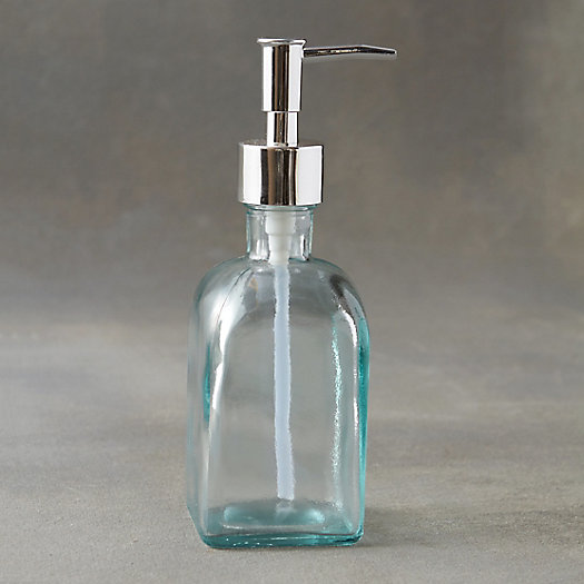 View larger image of Recycled Glass Soap Dispenser