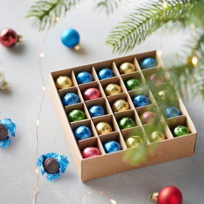 Chocolate Ornaments