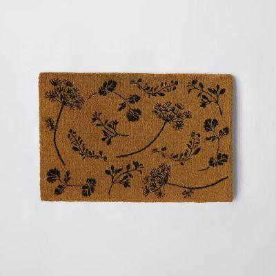 Herb Garden Doormat
