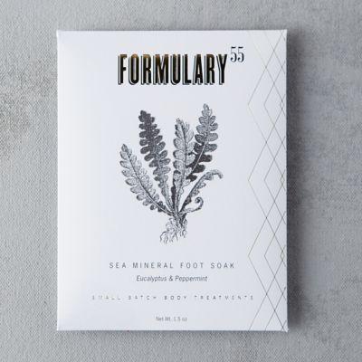 Eucalyptus & Peppermint Foot Soak