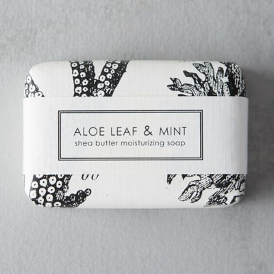 Aloe Leaf & Mint Soap