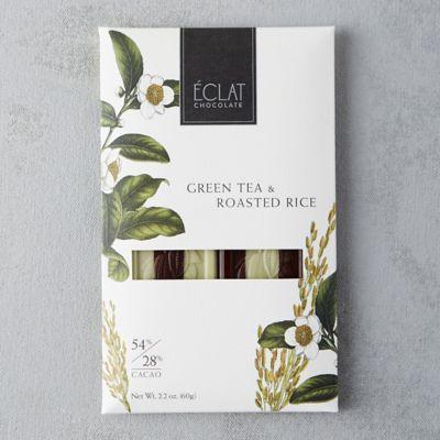Green Tea & Roasted Rice Chocolate Bar