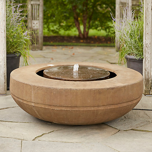 View larger image of Fiber Core Wide Rim Bowl Fountain