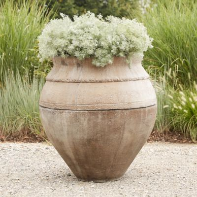 Cast Stone Urn Planter