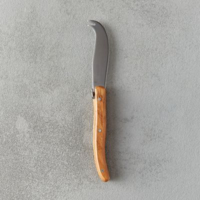 Laguiole Olive Handle Cheese Knife