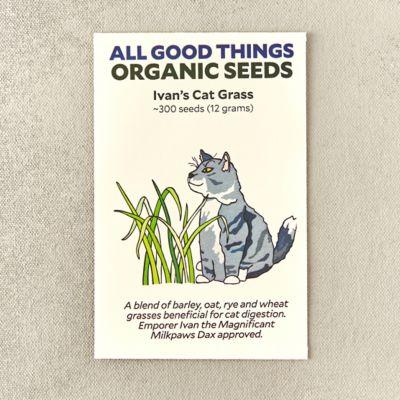Ivan's Cat Grass Seeds