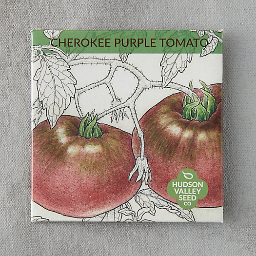 View larger image of Cherokee Purple Tomato Seeds