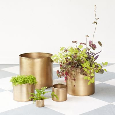 Habit + Form Cylinder Pot