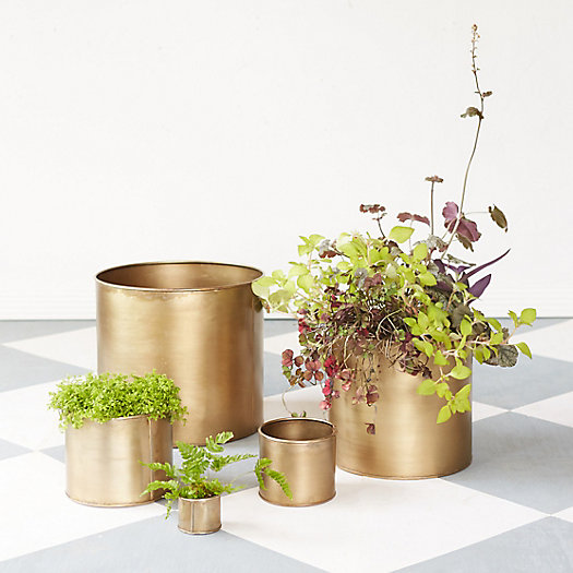 View larger image of Habit + Form Cylinder Pot