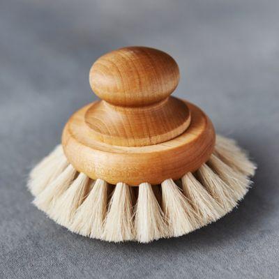 Maple Knob Bath Brush