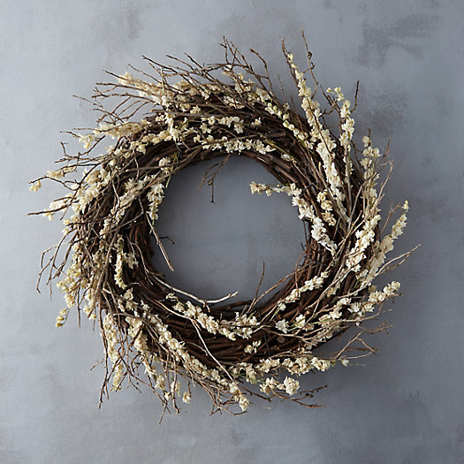 View larger image of Larkspur Twig Wreath