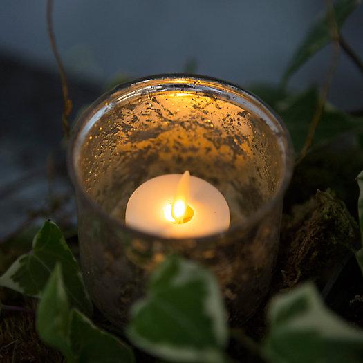 Flame Effect Tea Lights Set Of 2 Terrain