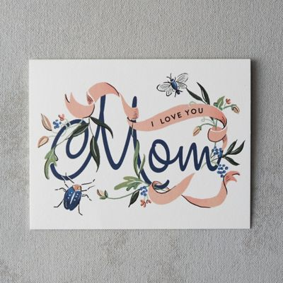 Garden Buzz Mother's Day Card