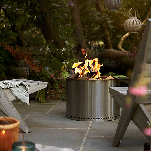 View larger image of Stainless Steel Bonfire Pit
