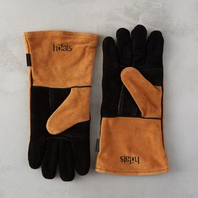Protective Fireside Gloves