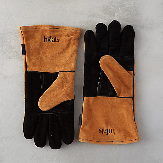 View larger image of Protective Fireside Gloves
