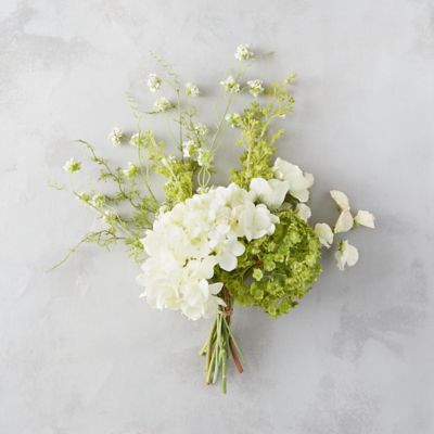 White Meadow Faux Bouquet