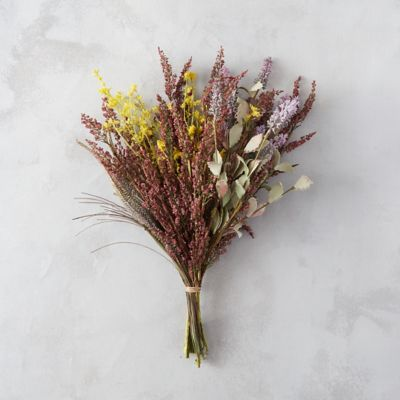 Wildflower Field Faux Bouquet