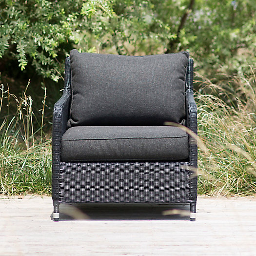 View larger image of Minimalist All Weather Wicker Chair